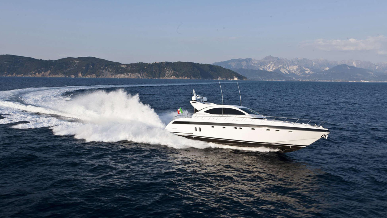 M72 Mangusta - St. Thomas Yachts