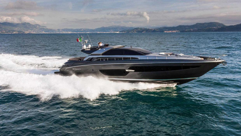 Riva 88 Domino - St. Thomas Yachts