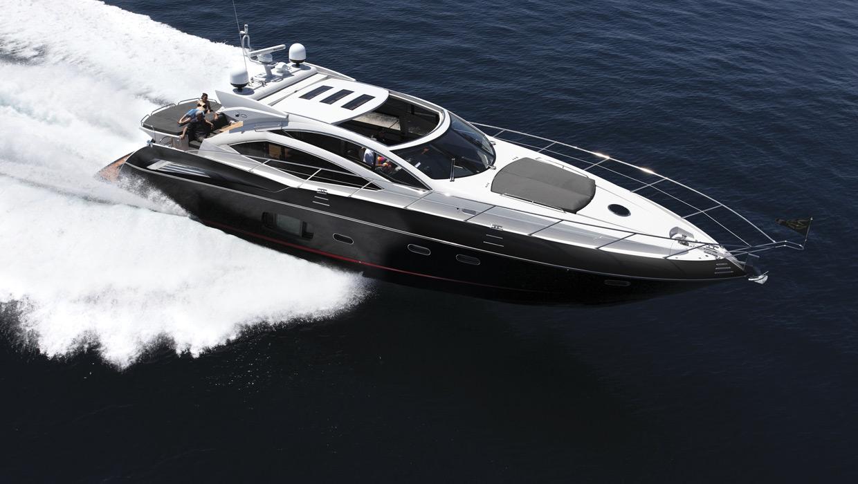 Sunseeker Predator 64 - St. Thomas Yachts